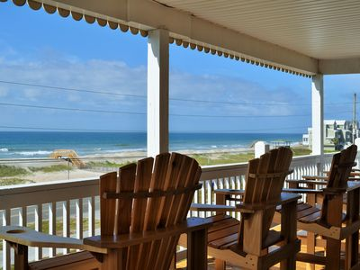 Photo for Amazing Ocean & Bay Views, with Private Pool, Hot Tub, Tiki Bar & Fireplace