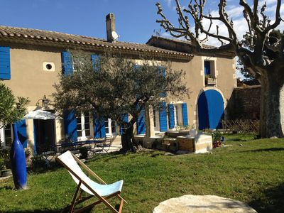 Photo for Beautiful traditional French farm house. Semi detached but with private garden