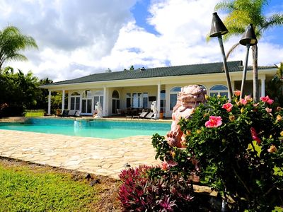 Photo for Spectacular Views! Gorgeous Home In Hilo With Pool