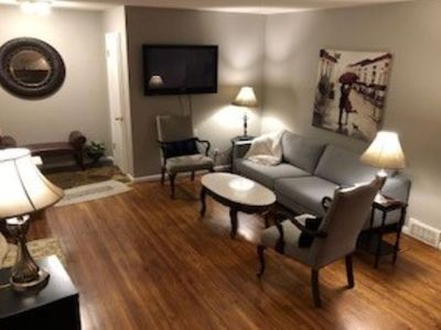 Photo for Upper Level Rambler - 13 Minutes to Downtown Minneapolis - Sports/Theater Nearby