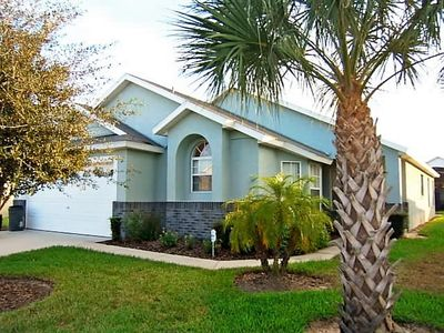 Photo for Pool/Spa/Wireless Internet/Game/3 miles to Disney in Kissimmee