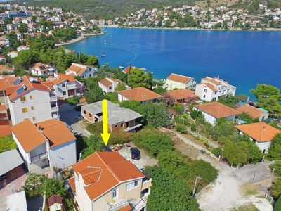 Photo for Apartments Zlatka, (10689), Okrug Gornji, island of Ciovo, Croatia