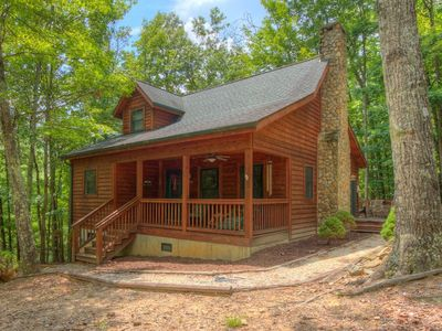 Photo for Dreamlike Cabin In A Gated Community