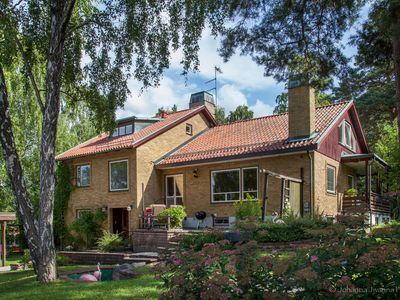 Photo for 60ies house in Stockholm close to nature, International Fairs, Södermalm and City
