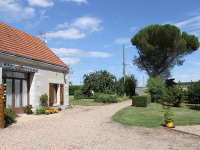 Photo for Lodging near Amboise, Chenonceau, Chaumont / Loire