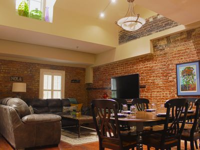 Photo for Luxurious Penthouse Stay | Private Elevator & Balcony | French Quarter/CBD