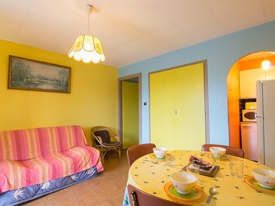 Photo for Apartment 358 m from the center of Cavalaire-sur-Mer with Parking, Internet, Balcony (448375)