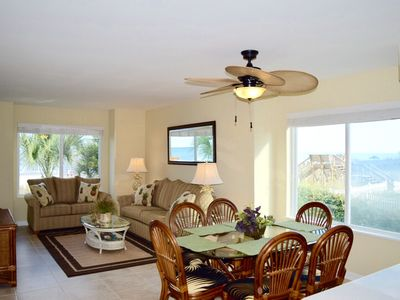 Photo for Direct Ocean Front Condo. First Floor with Amazing Views!!!