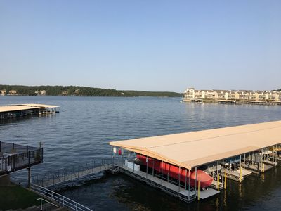 Photo for No Steps Entry*Newly Remodeled Water Front Condo*1 Bed/1Bath*Sleeps 4*Boat Slip