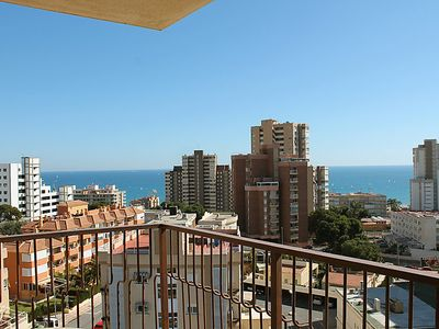 Photo for Apartment Las Cinco Torres in El Campello/Villajoyosa - 4 persons, 2 bedrooms