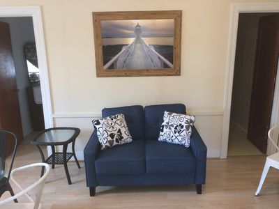 Photo for Cozy Condo Two Blocks from Beach