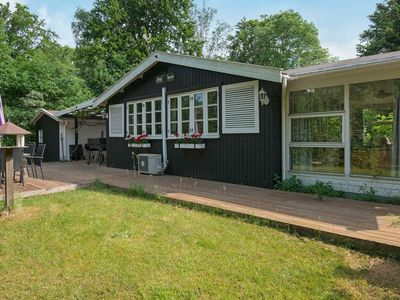 Photo for Stunning Holiday Home in Ebeltoft with Terrace