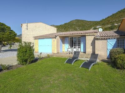 Photo for Holiday house nearby the Lac de Castillon; enjoy sun and nature in Provence!