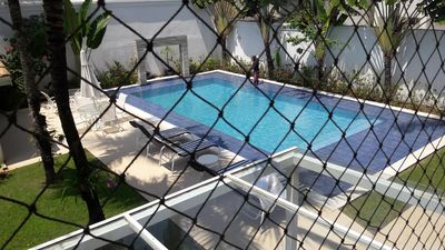 Photo for Casa Linda, Jardim Acapulco, next to the Portaria .Family of up to 14 people
