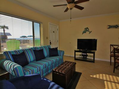 Photo for Capri by the Gulf 117, Recently remodeled!  Steps to the beach!
