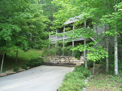 Photo for Jan-Feb-$105, Mar-April-$120  - Great Location, Cozy, Private, & Pet Friendly
