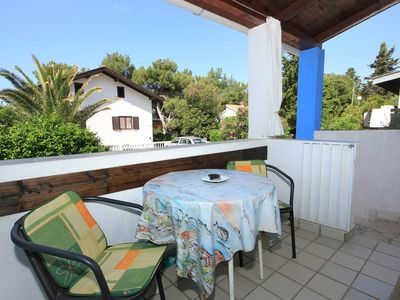 Photo for One bedroom apartment with terrace Artatore (Lošinj)