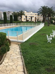 Photo for Nice 2 room apartment nestled in the heart of a park, renovated, with swimming pool and tennis court