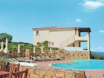 Photo for Apartment Residence Ea Bianca  in Baja Sardinia (OT), Sardinia - 6 persons, 2 bedrooms