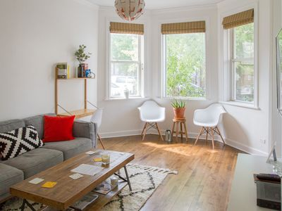 Photo for Long-term: 2bd Vintage East Village with parking