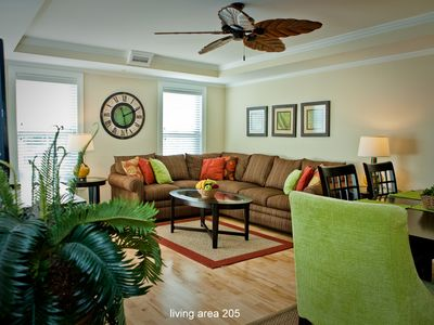 Photo for 3 bedroom 2 minutes from ocean on south beach