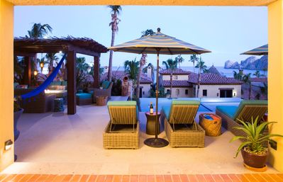 Photo for Your own Private Pool, Spa, Fire Pit. Gorgeous views and best location.Stunning!