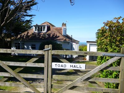 Photo for Large family and dog friendly home situated in picturesque North Devon village
