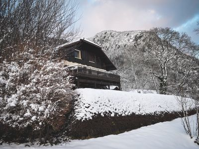 Photo for Stunning family chalet for ski and summer, near Lake Annecy and La Clusaz