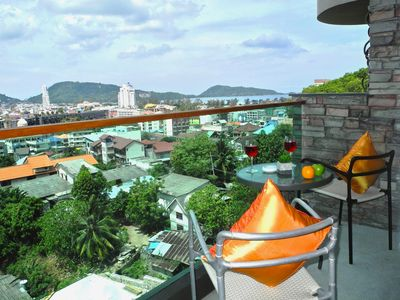 Photo for Emerald: Seaview Studio in Patong!