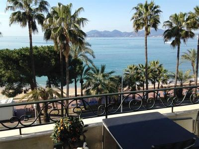 Photo for Apartment Cannes, 1 bedroom, 2 persons