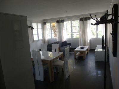 Photo for Nice duplex + 55m² garage, quiet 10 minutes walk from the Palais des Festivals, station and sea.