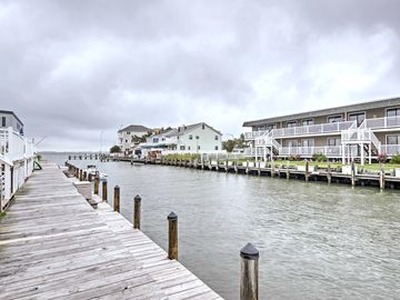 NEW! 1BR+Loft Ocean City Townhome on the Water!