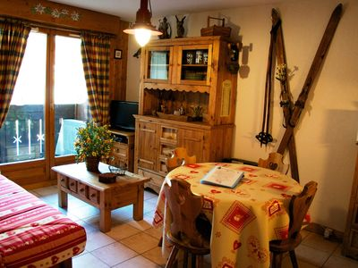 Photo for Accomodations for rent summer / winter - Contamines Montjoie