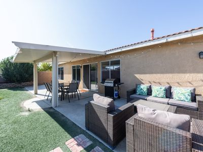 Photo for Clean Spacious 3BD+ Detached Casita with Pool Spa