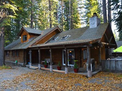 Photo for Enjoy Our Beautiful Log Home