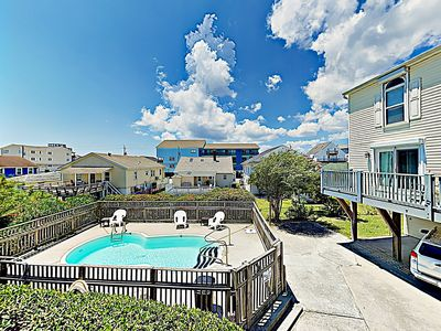 Pool - Welcome to Carolina Beach! This townhouse is professionally managed by TurnKey Vacation Rentals.