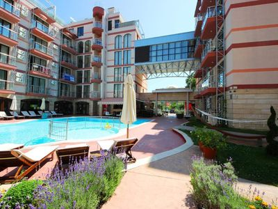 Photo for Holiday apartment Sunny Beach for 4 persons with 1 bedroom - Holiday apartment