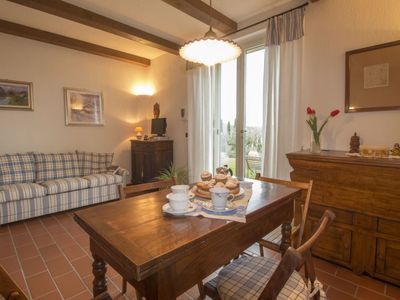 Photo for Vacation home Olindia in Magione - 6 persons, 2 bedrooms