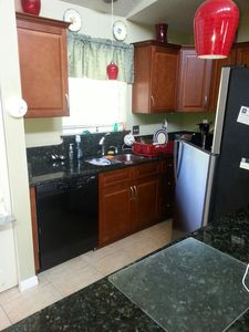 Photo for Across the street from the river and 2 blocks to the ocean.  Sleeps 5. Beautiful