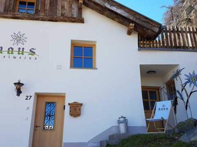 Photo for whole house for yourself - Haus Edelweiss - Spiss