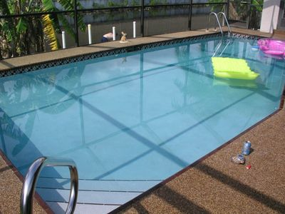 Roomy Sailboat Access Heated Pool Home minutes to the Gulf of Mexico.