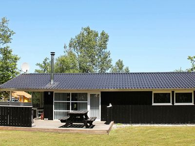 Photo for Spacious Holiday Home in Hemmet with Play Equipment