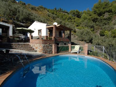 Photo for Lovely Cortijo (Farmhouse) With Private Pool In Frigiliana