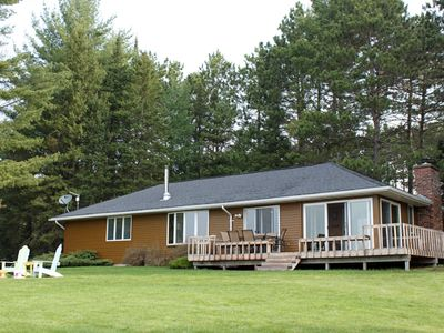 Photo for 3BR House Vacation Rental in Saint Germain, Wisconsin