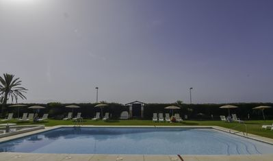 Photo for Luxury 210m2 Penthouse duplex. First line beach