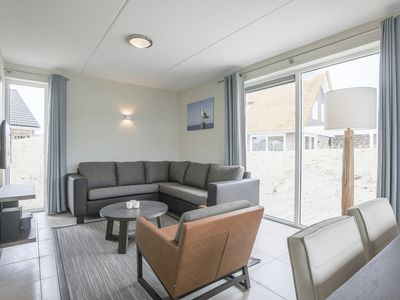 Photo for Luxury 6-person villa in the holiday park Landal Strand Resort Ouddorp Duin - on the coast/the beach