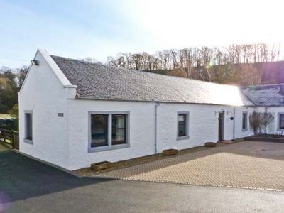 Photo for THE BARN AT DALDORCH, pet friendly in Mauchline, Ref 13688