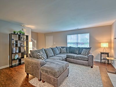 Photo for Updated Charlotte Home w/Deck - 10 Minutes to UNCC