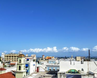 Photo for JFKey HOME: Cristo #6 · Roof Top Apartment - Old San Juan for 4