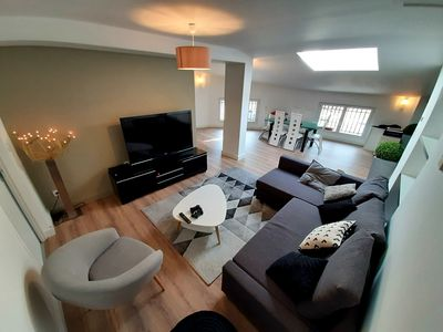 Photo for Loft style apartment on the outskirts of Toulouse